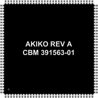 Grafik: Amiga Custom Chip AKIKO (SMD)