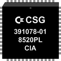 Grafik: Amiga Custom Chip CIA (SMD)