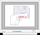 Bild: Monitor mit Logo-Hand