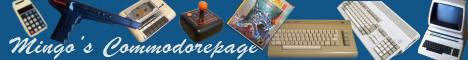 Logografik: Mingos Commodorepage