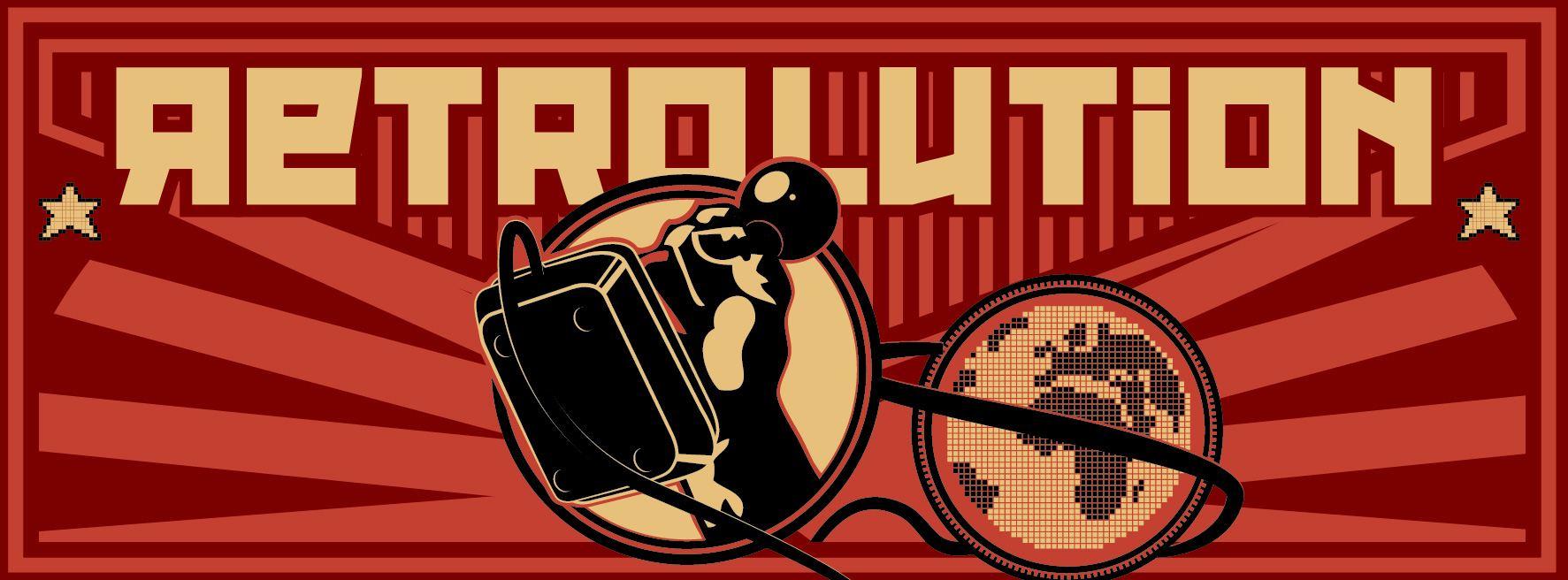 RETROLUTION!2016 Einladungsvideo