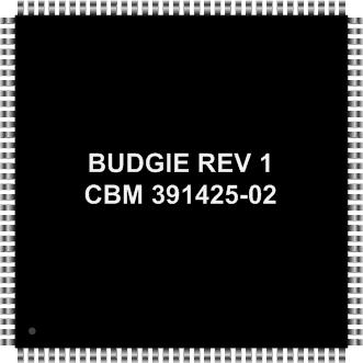 Grafik: Amiga Custom Chip BUDGIE (SMD)