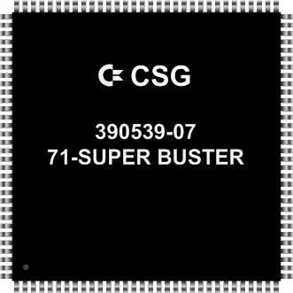 Grafik: Amiga Custom Chip SUPER-BUSTER (SMD)