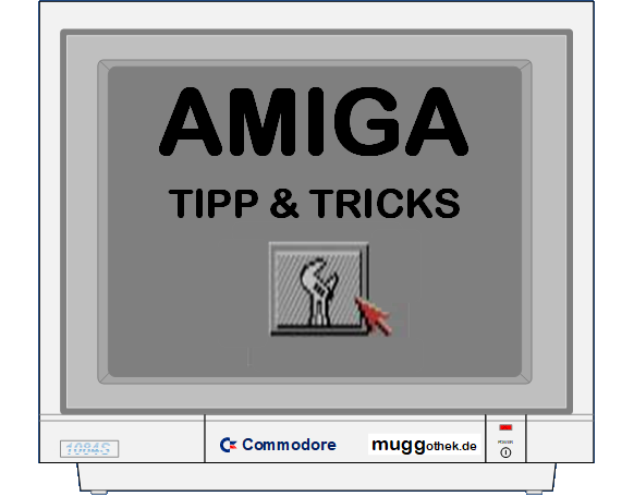 Amiga Diskette als Imagedatei