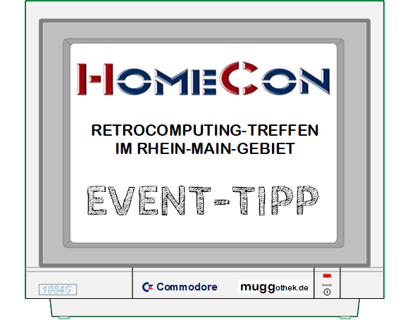 Monitorbild: EVENT-TIPP HOMECON