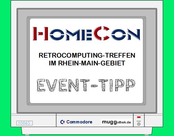 Event-Tipp: HomeCon 54