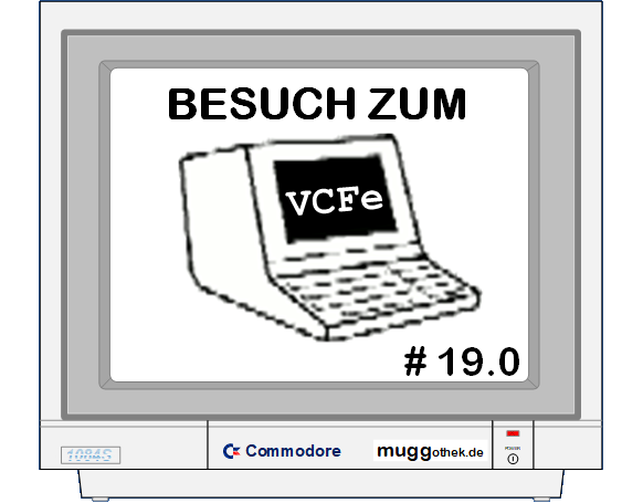 Besuch zum VCFe 19