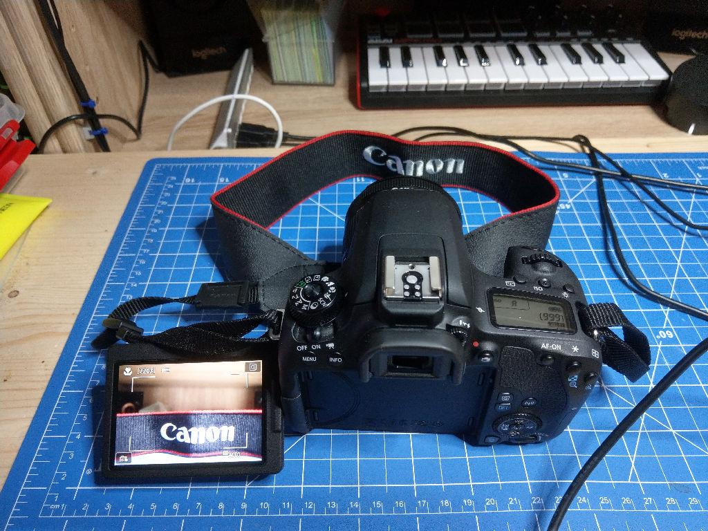 Bild: Kamera Canon EOS 77D (mit HTC11U fotografiert)