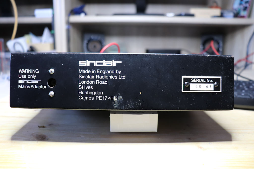 Bild: SINCLAIR Multimeter DM2