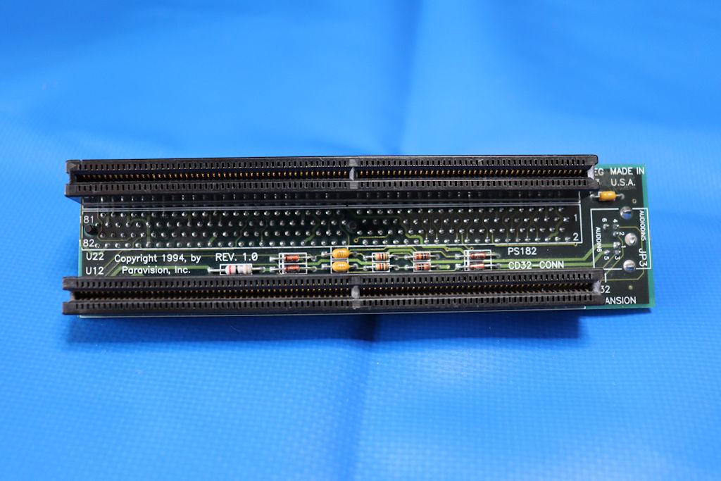 Bild: Amiga CD32 - SX1 Erweiterung (innenansicht)