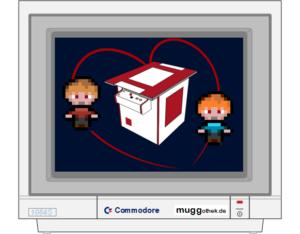 Bild: Monitoranzeige Arcadetreffen
