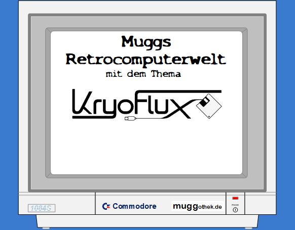 Kryoflux mit Mini-PC