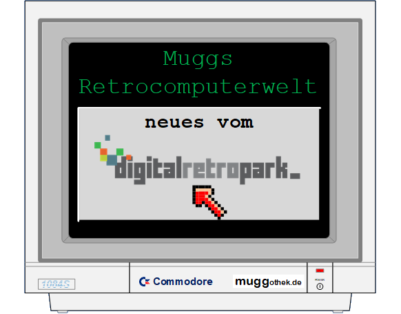 DIGITAL RETRO PARK – Sponsoring – und Spendeninformationen